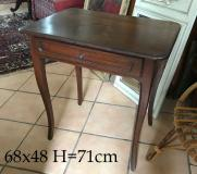 Table a ecrire Louis XV en noyer.JPG